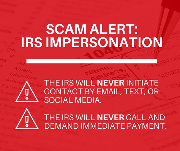 PA Tax Scam Alert!